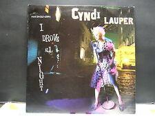 """MAXI 12"""" CYNDI LAUPER I drove all night 654837 6"""