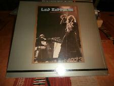 """led zeppelin""""southampton 1973.part 3.""""lp12""""ltd:196/300ex.vinyl rouge.scellé/mint"""