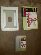 KID KLOWN IN CRAZY CHASE  SUPER NINTENDO  SNES PAL