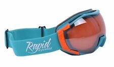 SKI GOGGLES OVER GLASSES For Men and Women: Cover Your Spectacles: OTG. UV400