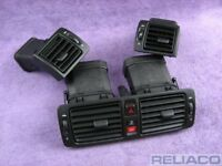 Volvo S40 V50 Dash Console Centre Air Vent On Call SOS Switch 30722778 30669831