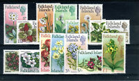 Falkland Islands 1968 Flowers set to £1 MLH/MH