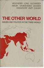 The Other World Weatherby, Long, Alexander, Walsh, Cruikshanks etal  PB 1987