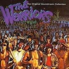 The Warriors O.S.T. Original Soundtrack Guerrieri Della Notte Colonna Sonora CD