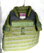 Point Blank bullet proof vest with shoulder carriers