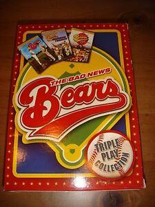 The Bad News Bears - Triple Play Collection - 3 Disc Box Set