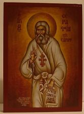Hl. Seraphim de sarow icono Icon Ikona Icone σεραφείμ икона Серафим Саровский