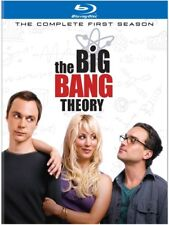 The Big Bang Theory: The Complete First Season [New Blu-ray] 2 Pack, Subtitled