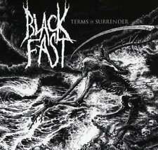 Black Fast - Terms Of Surrender NEW CD