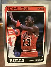 Michael Jordan Fleer Topps Skybox UD **Pick A Card** 1980s-90s Jordan Card Lot