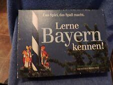 LERNE BAYERN KENNEN-BOARD GAME