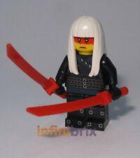 Lego Harumi Minifigure from sets 70658 + 70651 Ninjago NEW njo476