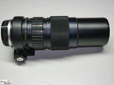 Olympus OM Telezoom Objektiv Zuiko MC 1:5/85-250mm lens (55mm)