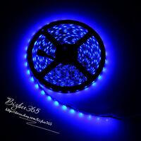 3528 5050 RGB White SMD Flexible Light LED Strip 12V Power Remote IR IP65 IP20