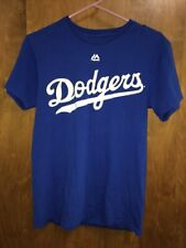 MLB Los Angeles Dodgers Puig Jersey Tshirt Size S