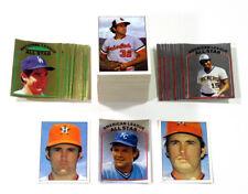1981 Topps Stickers Baseball Set (1-262) Avg Nm/Mt George Brett Foil Nolan Ryan