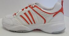 NEW Women's ADIDAS Tennis Shoes White/Red 807845