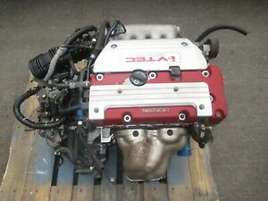 JDM Honda K20A Type R Engine 2.0L I-VTEC Motor 6speed Tranny Accord Euro R TSX