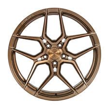 "20"" Rohana Rfx11 20x9 Brushed Bronze Wheels for Bmw F06 F12 F13 6-Series"