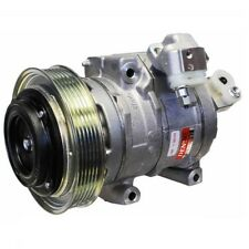 Fits Honda Accord Crosstour l4 / V6 GAS A/C Compressor w/ Clutch Denso 4711637