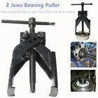 2-jaws Cross-legged Bearing Puller Removing Bearing Gear Extractor Auto Flywheel