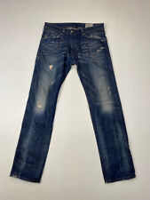DIESEL DARRON SLIM TAPERED Jeans - W32 L32 - Navy - Great Condition - Men's
