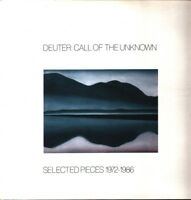Deuter - Call Of The Unknown / Selected Pieces 1972-1986 Doppel LP