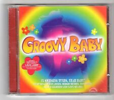 (GZ679) Various Artists, Groovy Baby - 2002 CD