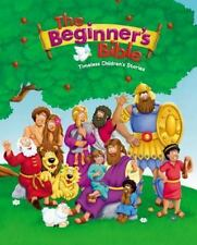 The Beginner's Bible: Timeless Children's Stories - Zonderkidz