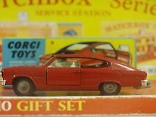 Vintage CORGI No.263. RAMBLER MARLIN Sports Fastback  (AMERICAN GARAGE SERIES)