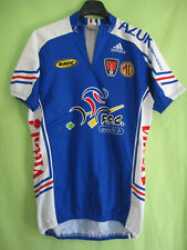 Maillot cycliste Equipe de France Mavic cycling Jersey Vintage FFC - 4 / L