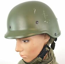 (A) ITALY ITALIAN ARMED FORCES MODERN HELMET MODEL FA STAMPED SIZE 57/58cm