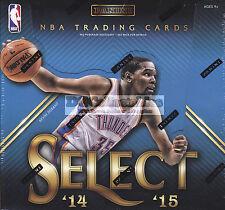 2014-15 PANINI SELECT NBA BASKETBALL FACTORY SEALED HOBBY BOX NEW EXPRESS POST!!