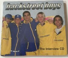 Backstreet Boys : Interview CD Plus Booklet CD