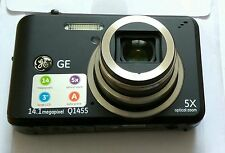 "GE Q1455 14.1MP 5x Optical Zoom 3"" LCD Digital Camera"