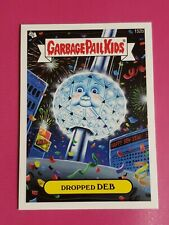 2013 Garbage Pail Kids 152b DROPPED DEB Brand New Series 3 GPK