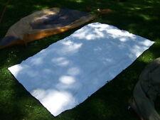 8ft. x 4ft. Tyvek DuPont Homewrap Ground Sheet Tarp Tent Footprint + LOOPS