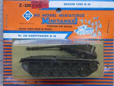 Roco Minitanks / Herpa (New) Modern US M-48 Medium Main Battle Tank Lot 491K