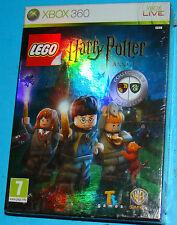 Lego Harry Potter - Anni 1-4 - Collector's Edition Microsoft XBOX 360 - PAL New