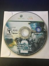 Tom Clancy's Ghost Recon: Advanced Warfighter 2 (Microsoft Xbox 360) DISC ONLY