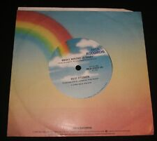 ROB STONER 45 - WHAT ROUND IS THIS  1980 ROCKABILLY