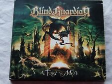 "BLIND GUARDIAN-"" A TWIST IN THE MYTH"" 2 x CD 1ST PRESS 2006 LIMITED EDITION DIGI"