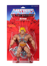 "MASTERS OF THE UNIVERSE GIANT SIZE HE-MAN 12"" / MOC"