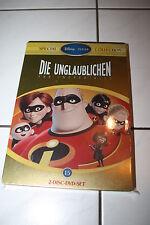 Walt Disney - DIE UNGLAUBLICHEN 2-Disc * STEELBOOK * BEST OF SPECIAL COLLECTION