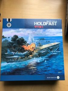 Holdfast Pacific - WWII Strategy -  Worthington Games