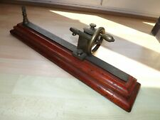 Victorian Brass Goodbrand & Co Of Manchester Textile Mill Thread Tester c1870