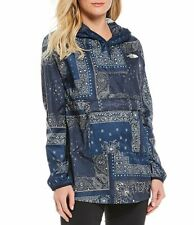 NWT! The North Face Women's Fanorak Navy Pullover Size Medium