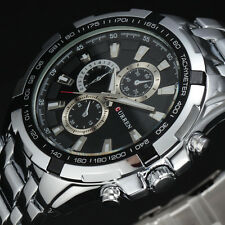 CURREN Luxury Sport Full Steel Quartz Watch Men reloj de cuarzo de los hombres