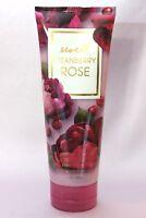 1 SWEET CRANBERRY ROSE BATH & BODY WORKS BODY LOTION HAND CREAM 8 FL OZ NEW