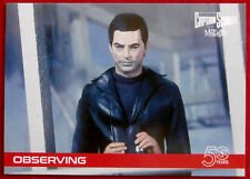 CAPTAIN SCARLET 50 YEARS - Card #23 - OBSERVING - Unstoppable Cards 2017